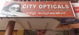 City Opticals