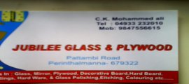 Jubilee Glass & Plywood