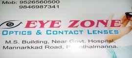 Eye Zone Optics & Lenses