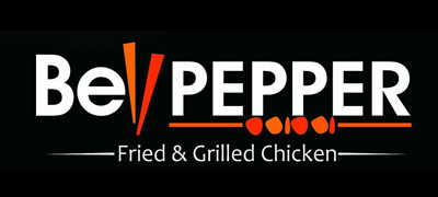 Bell Pepper Fried & Grilled Chicken