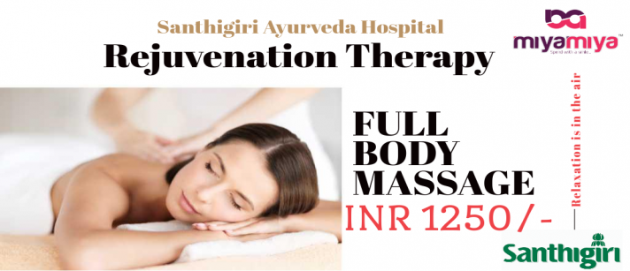 Santhigiri - Rejuvenation Treatment  (Full Body Massage)